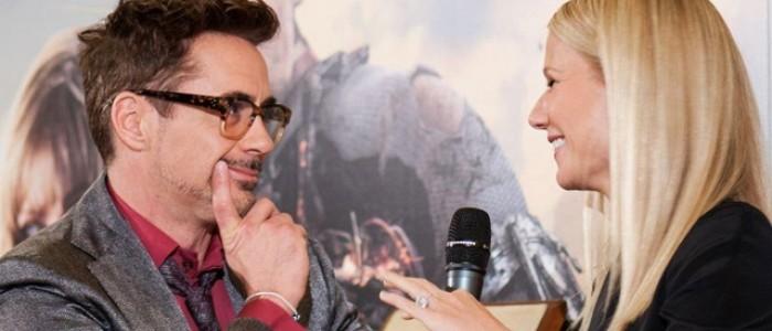 Robert e Gwyneth Paltrow juntos novamente em Homem de Ferro 4?