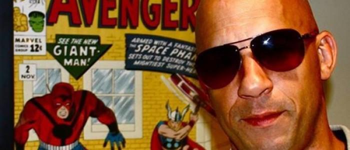 Vin Diesel em Os Vingadores 2. Será?!