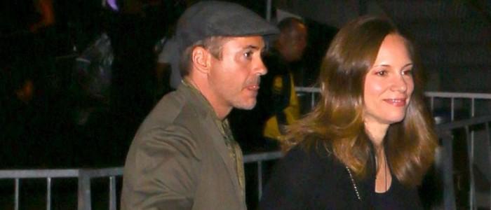 Robert e Susan no show do Maroon 5