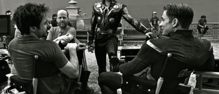Robert fala sobre Os Vingadores 2 e sua amizade com Chris Evans