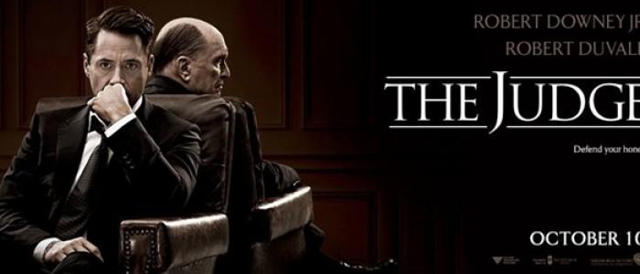 Robert divulga o primeiro Trailer de The Judge