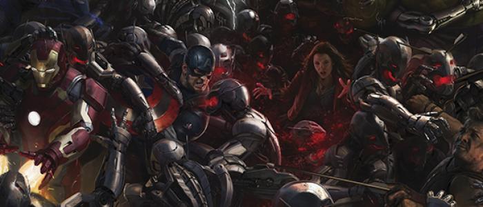 The Avengers: Age of Ultron baterá recorde de efeitos visuais da Marvel
