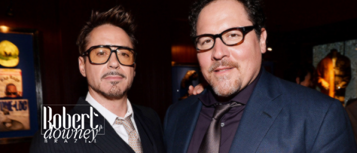 Jon Favreau estará de volta com Happy Hogan em Spiderman: Homecoming