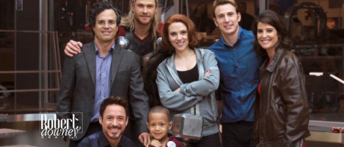 HERO ACTS: Marvel Studios cria campanha para ajudar crianças ao redor do mundo