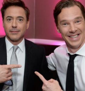 Kevin Feige quer ver Robert Downey Jr e Benedict Cumberbatch atuando juntos