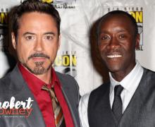 Wishing Well Winter Gala – Don Cheadle entregará prêmio para Robert Downey Jr