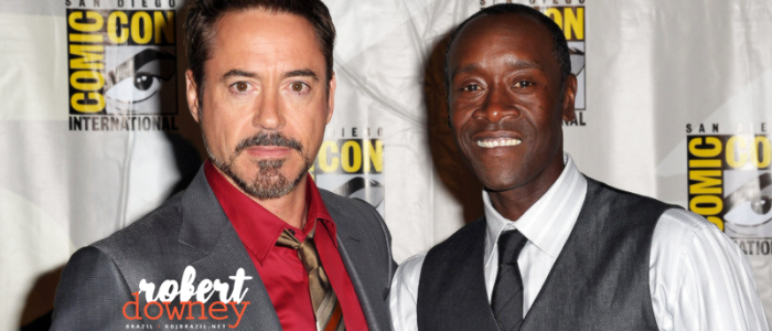 Wishing Well Winter Gala – Don Cheadle entregará prêmio para Robert Downey Jr