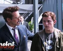 """Tom Rothman, """"Chairman"""" da Sony comenta sobre a importância de Robert Downey Jr em Homem Aranha: De Volta ao Lar"""