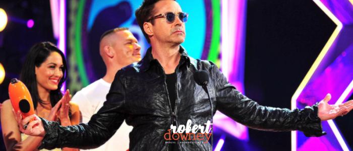 Robert Downey Jr e Capitão América: Guerra Civil são indicados ao Kids' Choice Awards 2017