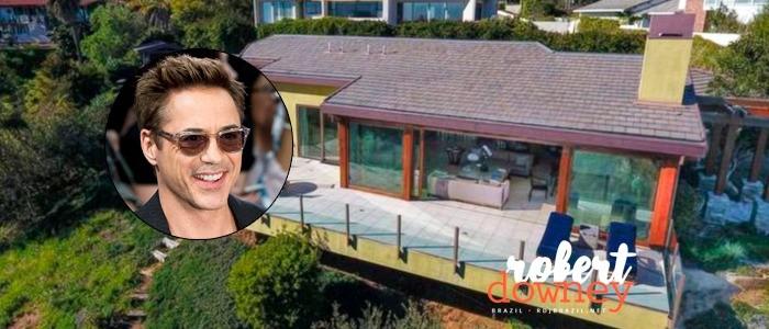 """Robert Downey Jr provavelmente gastou seu salário de """"Os Vingadores: Guerra Infinita"""" em uma casa em Malibu, no valor de US$3.8 Milhões"""