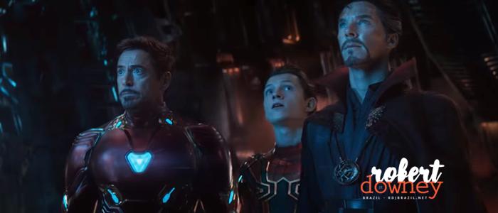 Novo teaser de Vingadores: Guerra Infinita é lançado