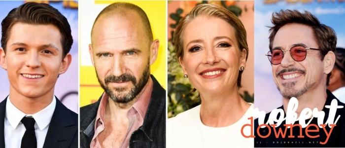Tom Holland e Emma Thompson se juntam a Robert Downey Jr em 'Doctor Dolittle'