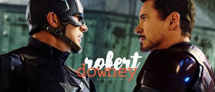 """Robert Downey Jr fala sobre a relação de Tony Stark com Capitão em """"Os Vingadores: Guerra Infinita"""" e sobre seu futuro como Homem de Ferro"""""""
