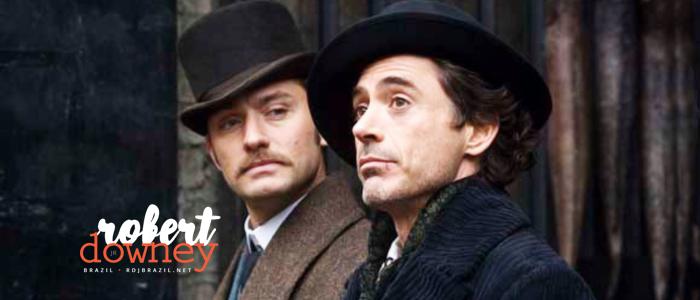 Robert Downey Jr. diz que Sherlock Holmes 3 ainda está em seus planos