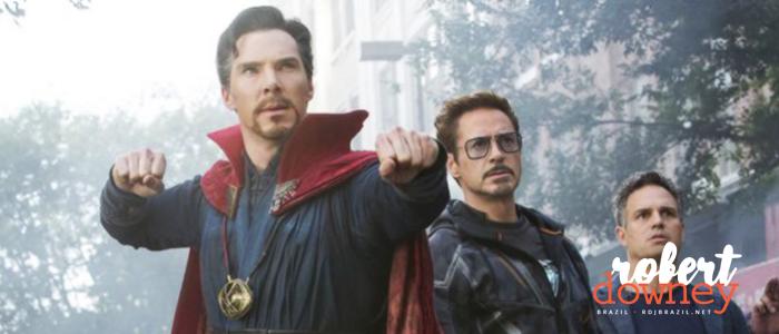 Benedict Cumberbatch conta que Doutor Estranho ajudará Homem de Ferro em Guerra Infinita