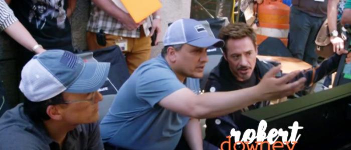 Os Irmãos Russo falam sobre o destino de Robert Downey Jr no Universo Cinematográfico Marvel