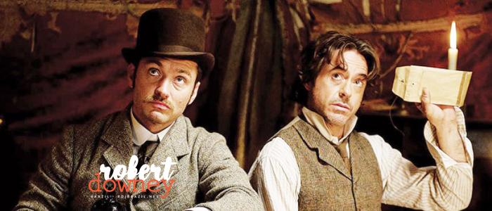 Warner Bros anuncia data de lançamento de Sherlock Holmes 3